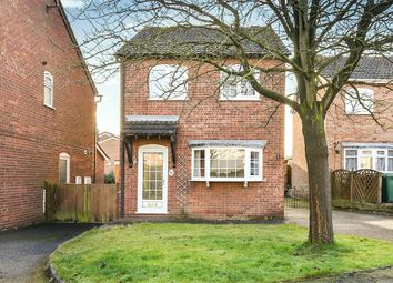Thumbnail 3 bed detached house for sale in Merlin Way, Woodville, Swadlincote