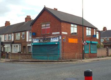 Thumbnail Retail premises for sale in Pyewipe, Gilbey Road, Grimsby