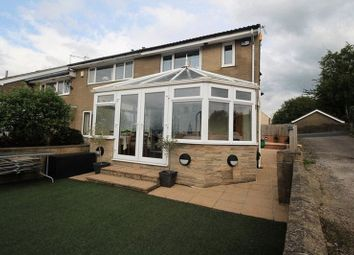 Thumbnail 3 bed terraced house for sale in Church Lane, Elland