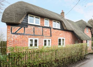 Thumbnail 4 bed detached house to rent in Rose Cottage, West Grafton, Marlborough