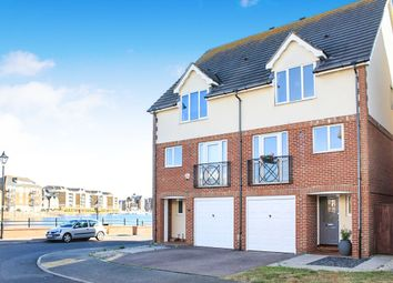 4 bed semi-detached house for sale in Hobart Quay, Eastbourne BN23