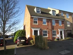 Thumbnail 3 bed end terrace house for sale in Hayward Close, Stevenage