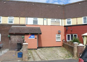 Thumbnail 3 bed terraced house for sale in Cormorant Way, Duffryn, Newport
