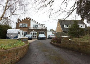 Thumbnail 4 bed detached house for sale in Cams Hill, Fareham
