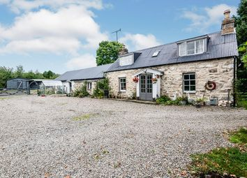 Thumbnail 3 bedroom detached house for sale in Migdale, Bonar Bridge, Ardgay, Highland