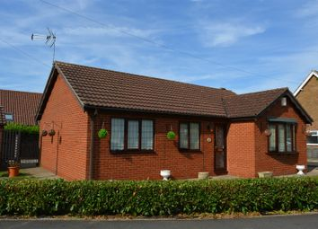 Thumbnail 3 bed detached bungalow for sale in St. Peters Road, Scotter, Gainsborough