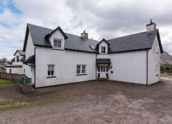 Thumbnail 4 bed detached house for sale in Old Banavie Road, Fort William, Highland