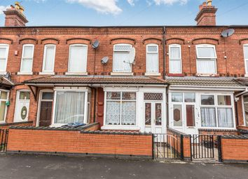 Thumbnail 3 bedroom terraced house for sale in Shenstone Road, Edgbaston, Birmingham