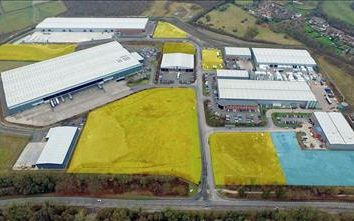 Thumbnail Commercial property for sale in Denby Hall Business Park, Denby, Derby