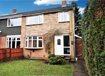 Thumbnail 3 bed semi-detached house for sale in Tennyson Road, Hinckley