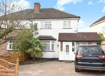 Thumbnail 4 bed semi-detached house for sale in Lincoln Road, Northwood, Middlesex