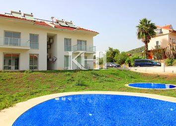 Thumbnail 2 bed duplex for sale in Ciftlik, Fethiye, Muğla, Aydın, Aegean, Turkey