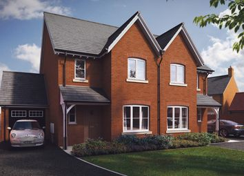 Thumbnail 4 Bed Property For Sale In The Elsenham At Jessop Court Waterwells