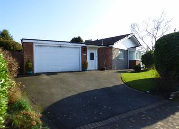 Thumbnail 3 bed detached bungalow for sale in Grange Way, Sandbach