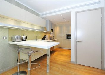 Thumbnail 1 bed flat to rent in Three Quays Apartments, 40 Lower Thames Street, Tower Hamlet, London