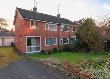 Thumbnail 3 bed semi-detached house for sale in Meadow Road, Nuneaton