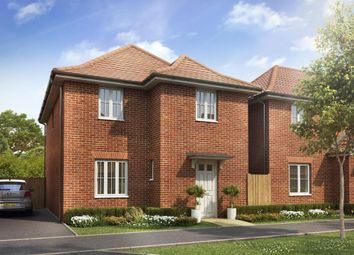 "Thumbnail 4 bed detached house for sale in ""Kington"" at Dorman Avenue North, Aylesham, Canterbury"
