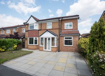 Thumbnail 5 bed detached house for sale in Prestwich Hills, Prestwich, Manchester