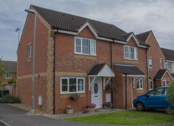 Thumbnail 3 bed end terrace house for sale in Nettleton Close, Leighton Buzzard