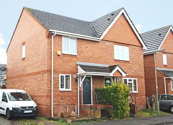 Thumbnail 2 bed semi-detached house for sale in Holbrook Meadow, Egham, Surrey