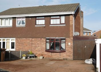 Thumbnail 3 bedroom semi-detached house for sale in Meadow Lane, Newhall