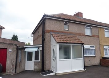 Thumbnail 3 bed semi-detached house for sale in Broadfield Avenue, Kingswood, Bristol