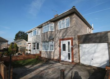 Thumbnail 3 bed semi-detached house for sale in Windsor Drive, Yate, Bristol