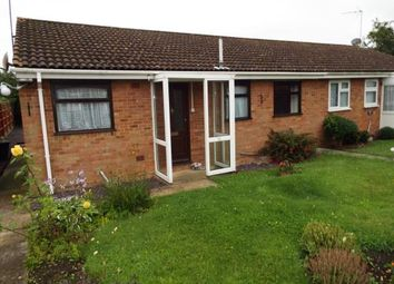 Thumbnail 2 bed bungalow for sale in Magdalen, Kings Lynn, Norfolk