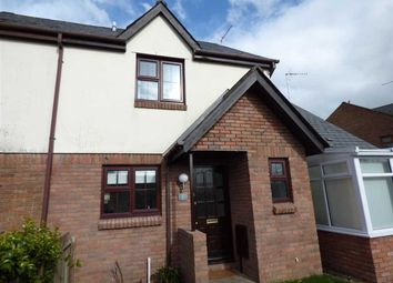 Thumbnail 2 bed terraced house to rent in The Smithy, Devauden, Chepstow