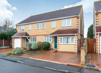 Thumbnail 4 bedroom semi-detached house for sale in Mawneys, Romford, Havering