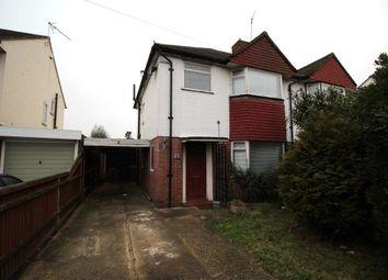 Thumbnail 3 bed semi-detached house for sale in Bridge Gardens, Ashford
