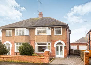 Thumbnail 3 bed semi-detached house for sale in Latham Avenue, Helsby, Frodsham