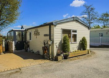 Thumbnail 2 bed mobile/park home for sale in Mill Lane, Great Harwood, Blackburn