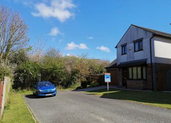 Thumbnail 4 bed detached house for sale in Hawthorne Close, St. Columb
