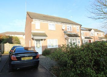 Thumbnail 3 bedroom semi-detached house for sale in Dorrington Close, Luton