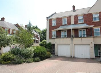 Thumbnail 4 bed town house for sale in Miles Close, Ham Green, North Somerset