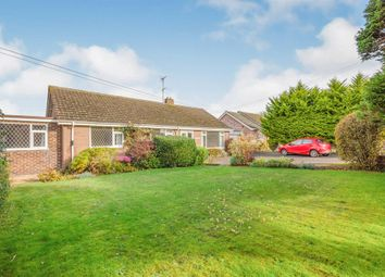 Thumbnail 4 bed detached bungalow for sale in Cromer Road, Bodham, Holt