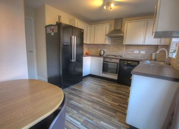 Thumbnail 3 bedroom town house for sale in Thomaston Court, Slatyford, Newcastle Upon Tyne