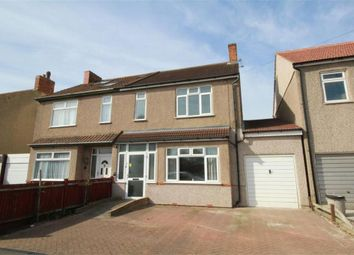 Thumbnail 3 bedroom property to rent in South Gipsy Road, Welling