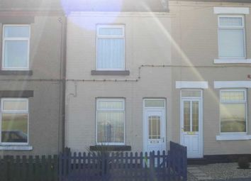 Thumbnail 2 bed terraced house to rent in Clowne Road, Clowne, Chesterfield, Derbyshire