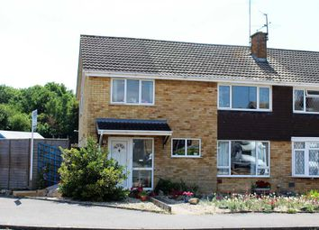 Thumbnail 4 bed semi-detached house for sale in Trinity Road, Old Wolverton, Milton Keynes