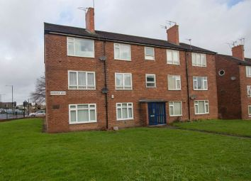 Thumbnail 2 bed flat for sale in Bamburgh Walk, Gosforth, Newcastle Upon Tyne