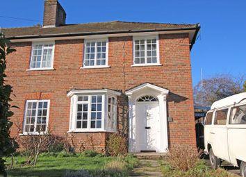 Thumbnail 3 bed semi-detached house for sale in Stoneham Lane, Southampton