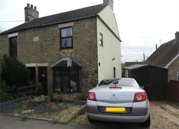 Thumbnail 3 bed cottage for sale in Silt Road, Nordelph, Downham Market
