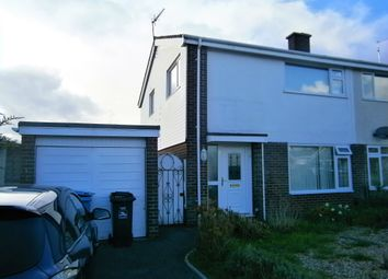 Thumbnail 3 bed semi-detached house for sale in Nettleton Close, Canford Heath