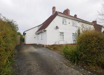 Thumbnail Semi-detached house for sale in Kingshill Road, Knowle Park, Bristol