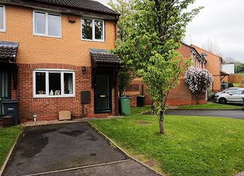 Thumbnail 2 bed end terrace house for sale in Chance Croft, Oldbury