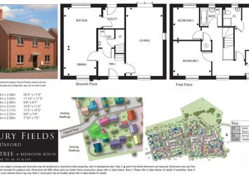 Thumbnail 4 bed detached house to rent in Botley, Oxfordshire