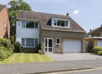 Thumbnail 5 bed detached house for sale in Ferndale Drive, Kenilworth