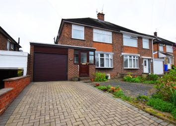 Thumbnail 3 bed semi-detached house for sale in Nursery Drive, Ecclesfield, Sheffield, South Yorkshire